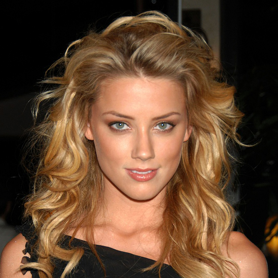 Amber Heard: Famous Faces